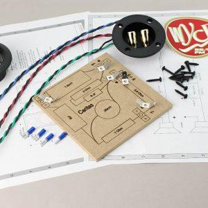 Caritas Speaker Kit Full Kit Components